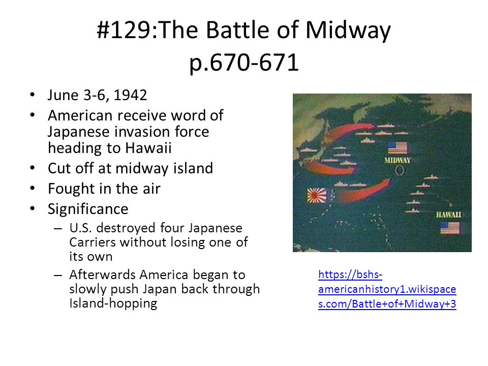 #129:The Battle of Midway p.670-671