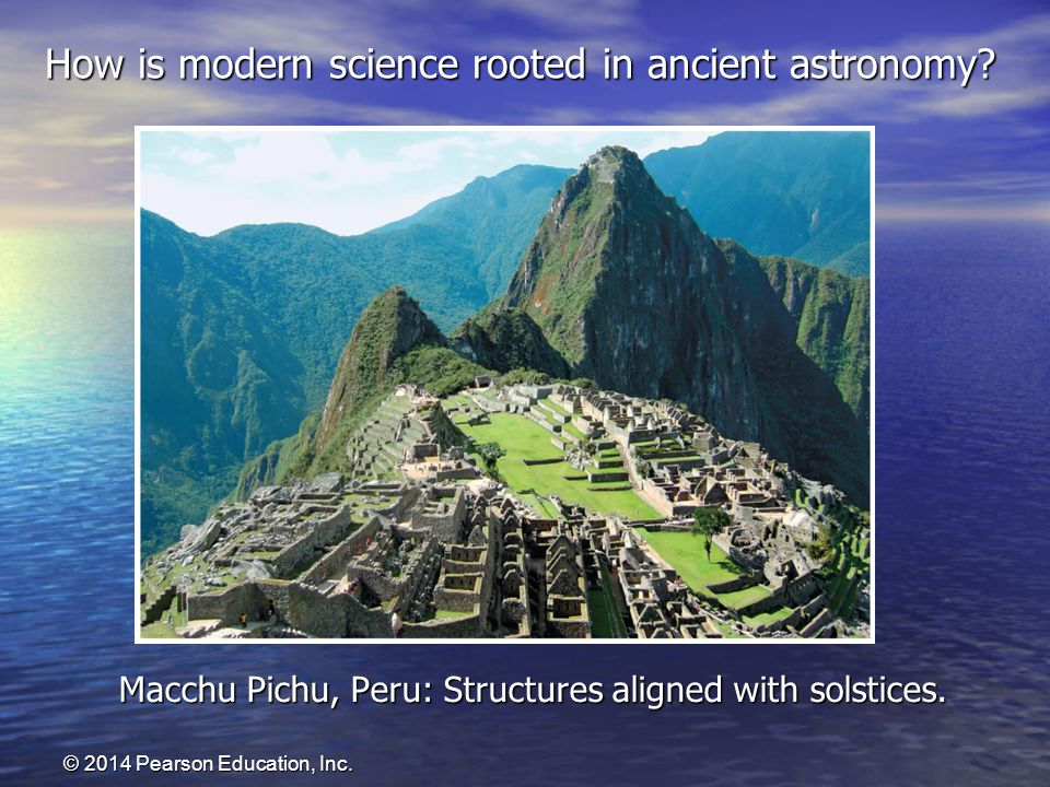 How is modern science rooted in ancient astronomy