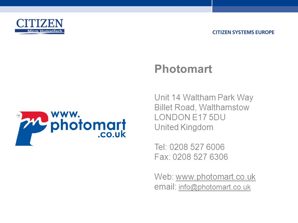 Photomart