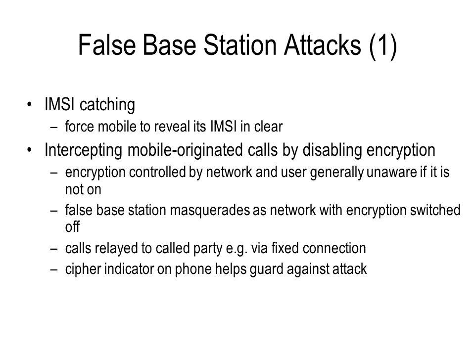 False Base Station Attacks (1)