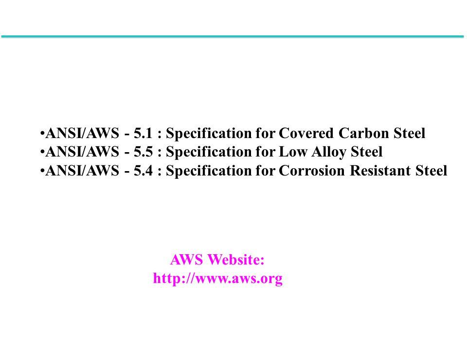 AWS Website: http://www.aws.org