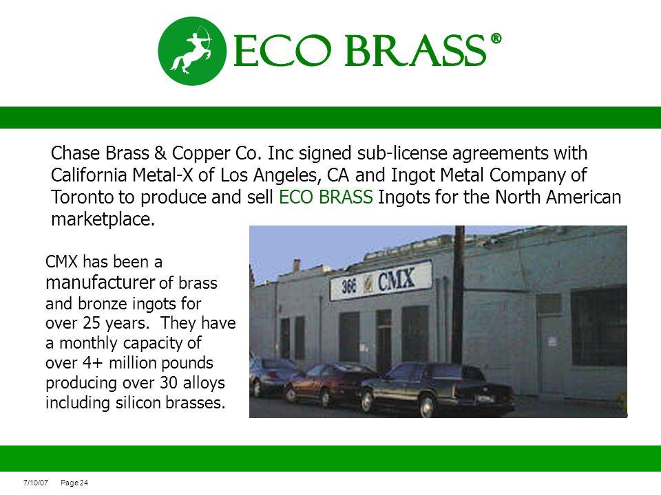 ECO BRASS ®