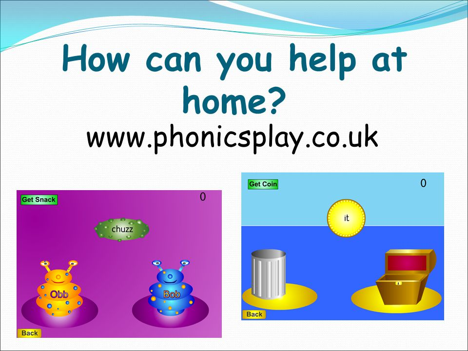 How can you help at home www.phonicsplay.co.uk
