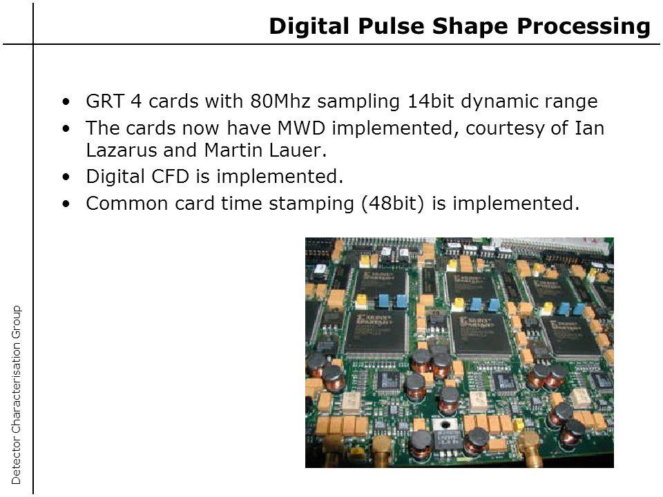 Digital Pulse Shape Processing