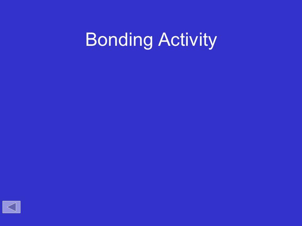 Bonding Activity