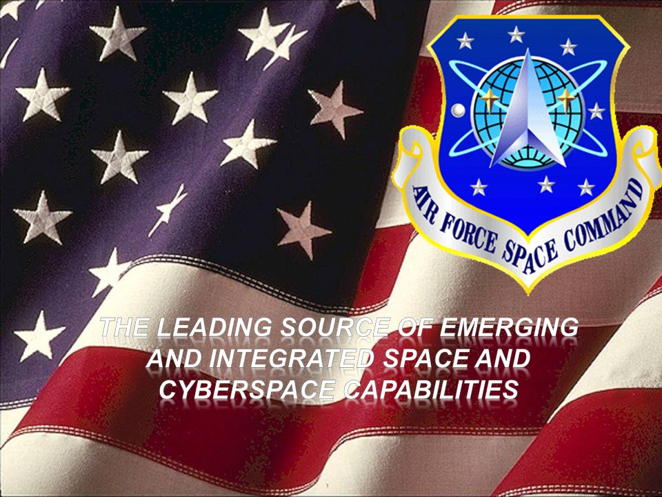 QUESTIONS The Leading source of emerging and integrated space and cyberspace capabilities