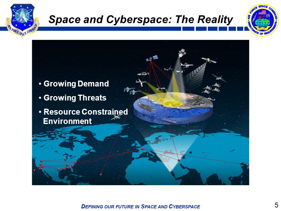 Space and Cyberspace: The Reality