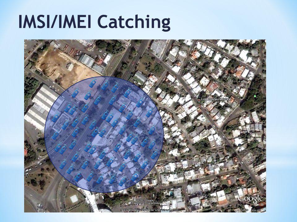 IMSI/IMEI Catching