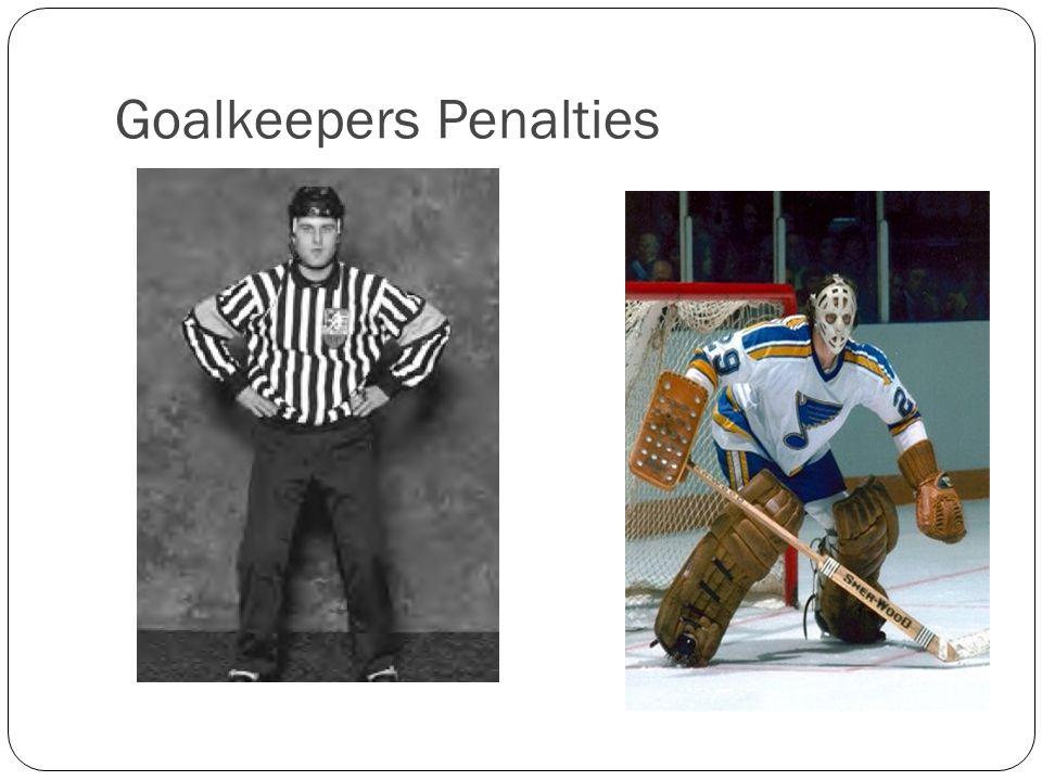 Goalkeepers Penalties