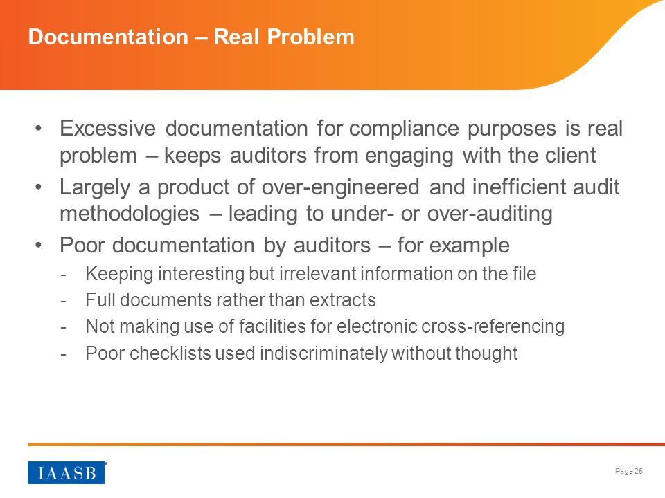 Documentation – Real Problem