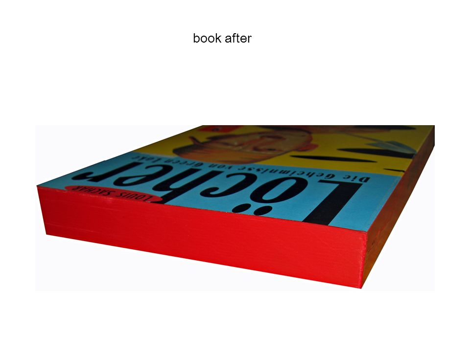 book after