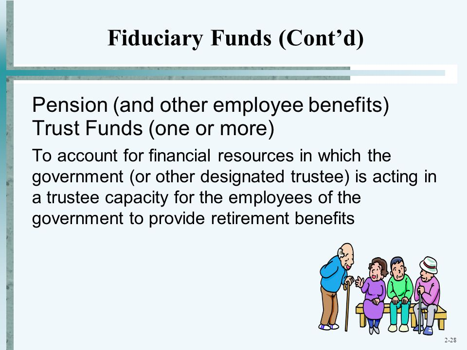 Fiduciary Funds (Cont'd)
