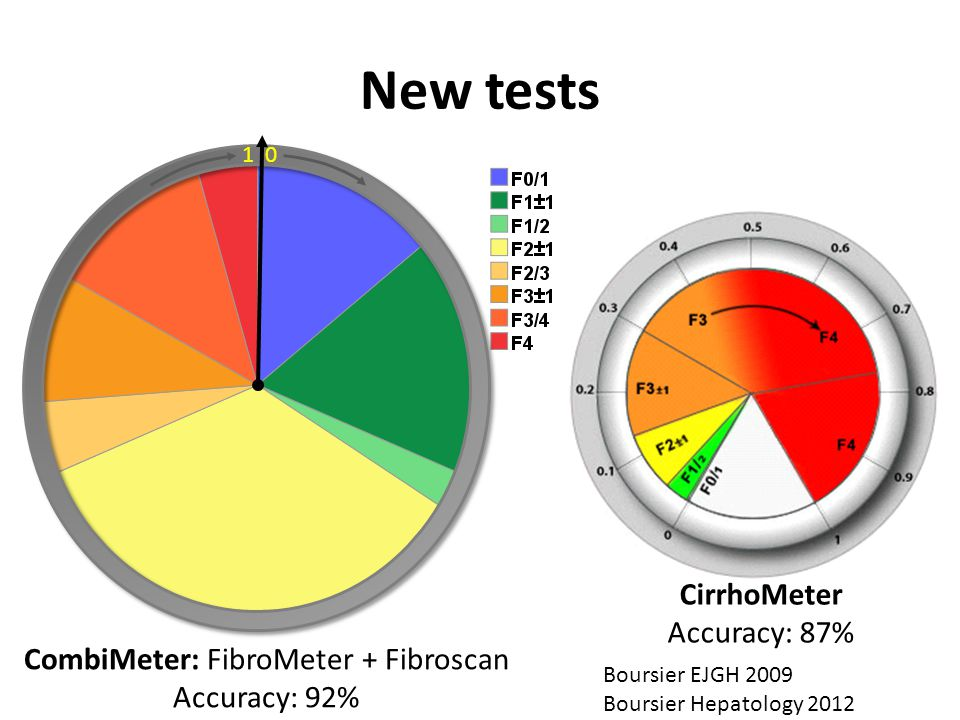 CombiMeter: FibroMeter + Fibroscan