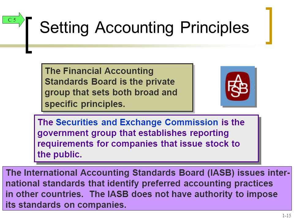 accounting principles financial reporting standards Generally accepted accounting principles are a set of 10 accounting standards and guidelines created and maintained by the us financial accounting standards board since the fasb established .