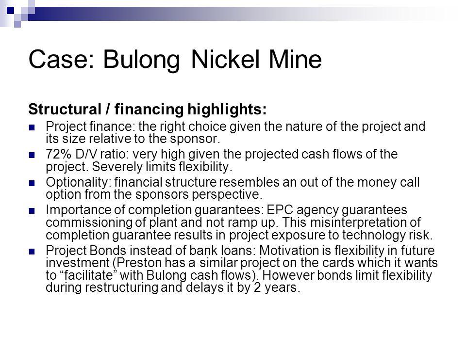 Case: Bulong Nickel Mine