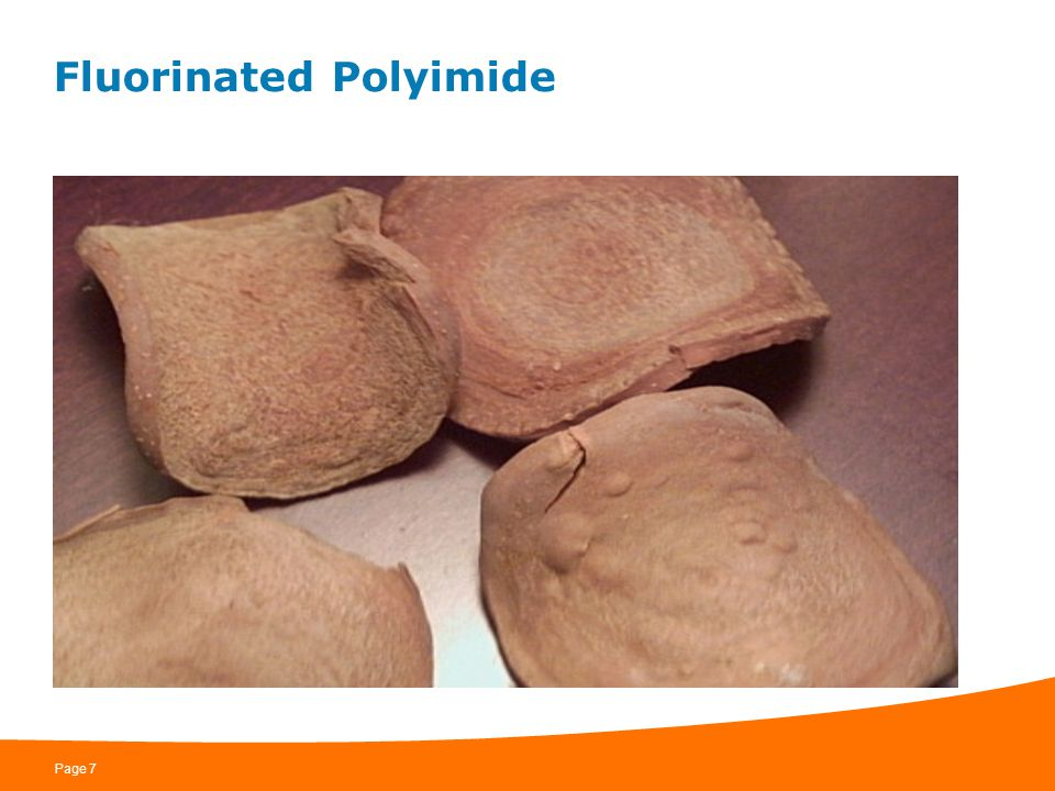 Fluorinated Polyimide