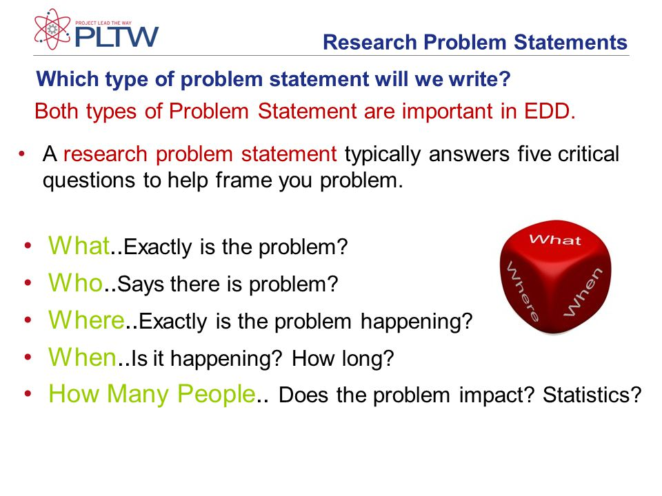 Write my problem statement thesis