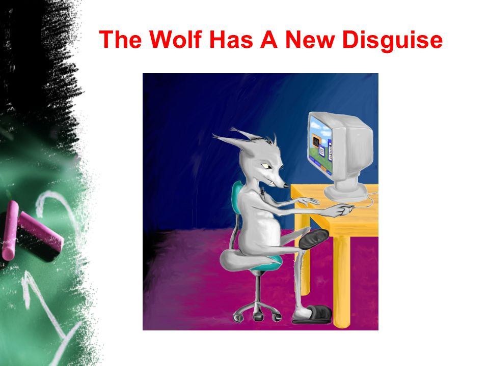 The Wolf Has A New Disguise