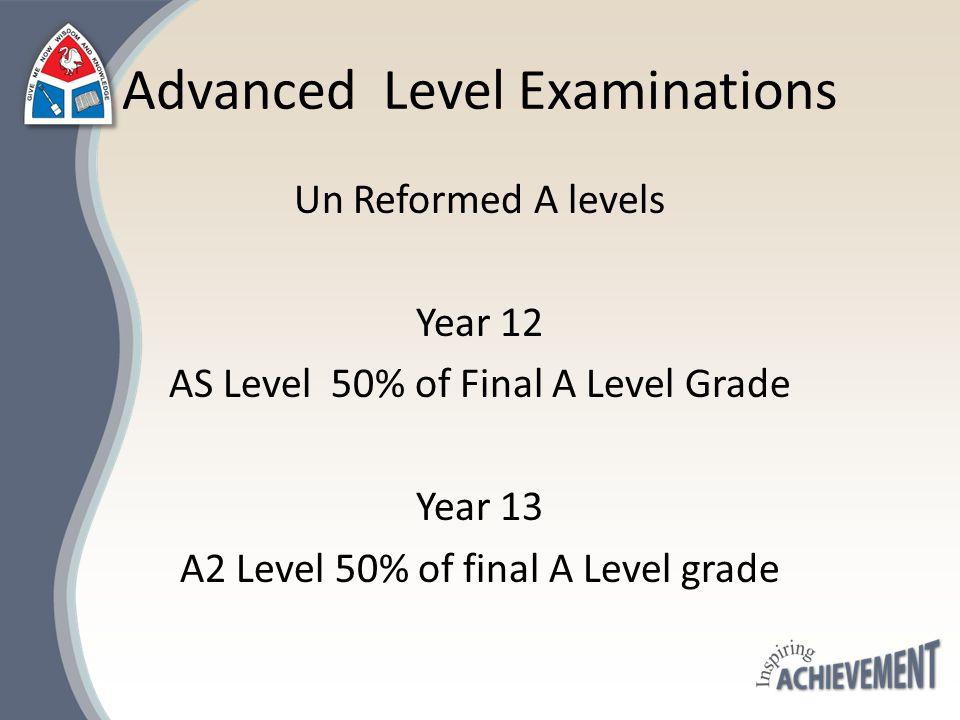 BTEC/Cambridge Technical Level 3 Qualifications