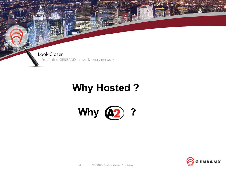 Why Hosted Why