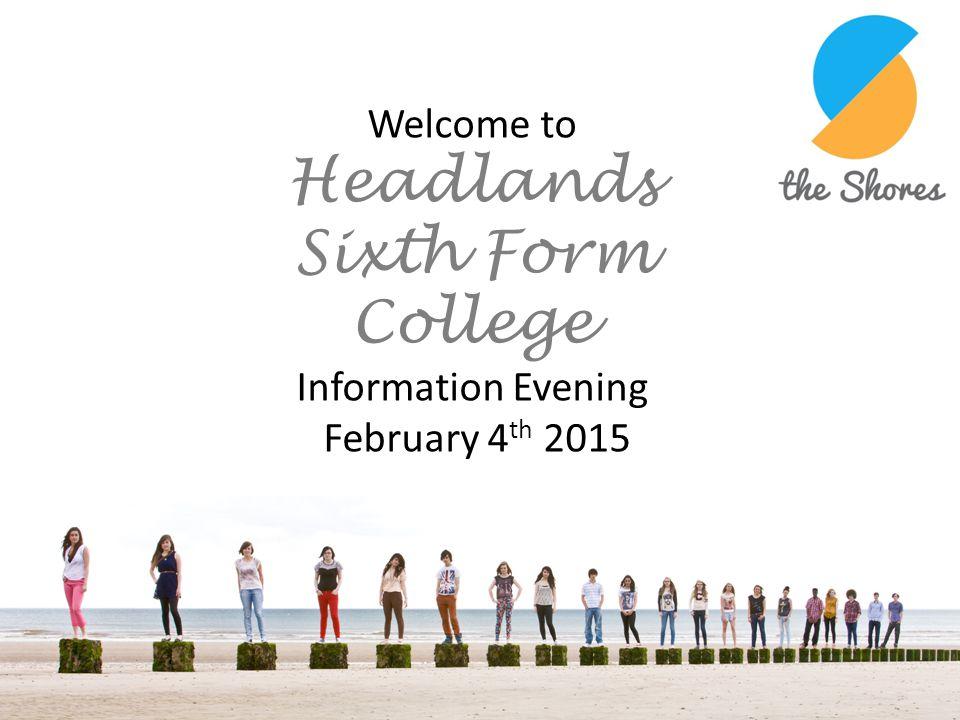 Headlands Sixth Form College