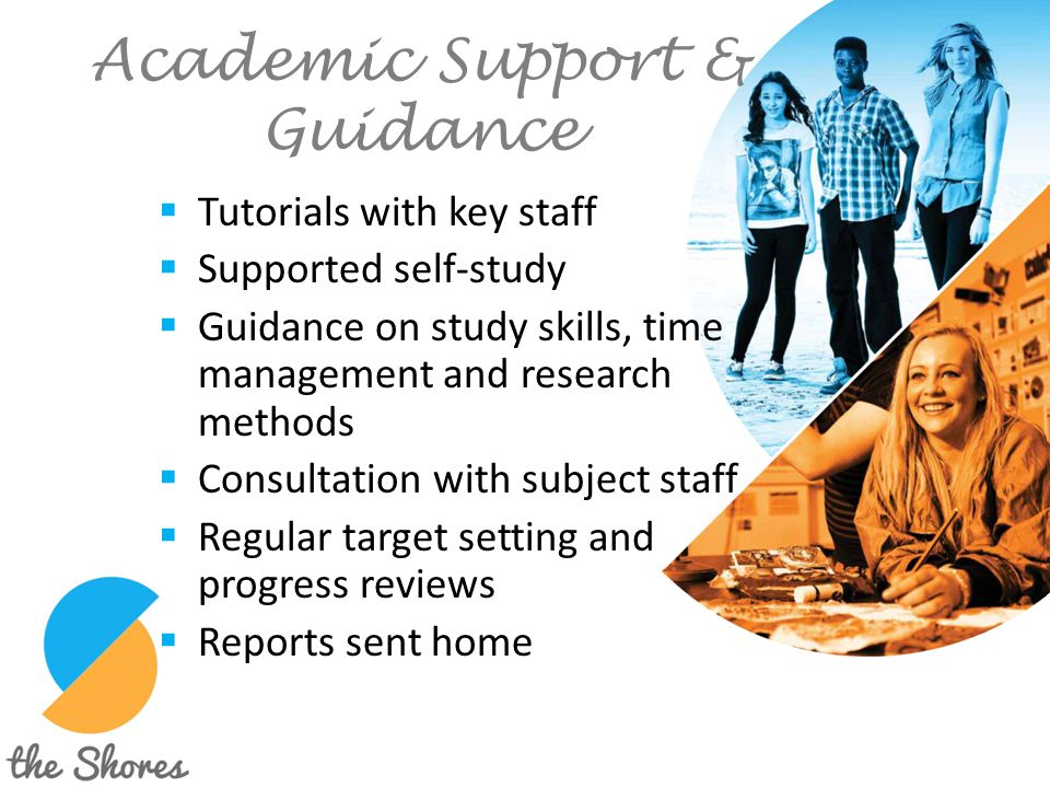 Academic Support & Guidance