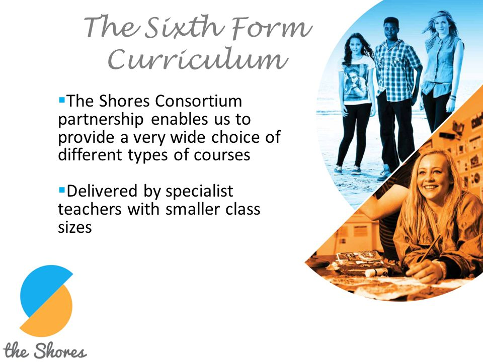 The Sixth Form Curriculum