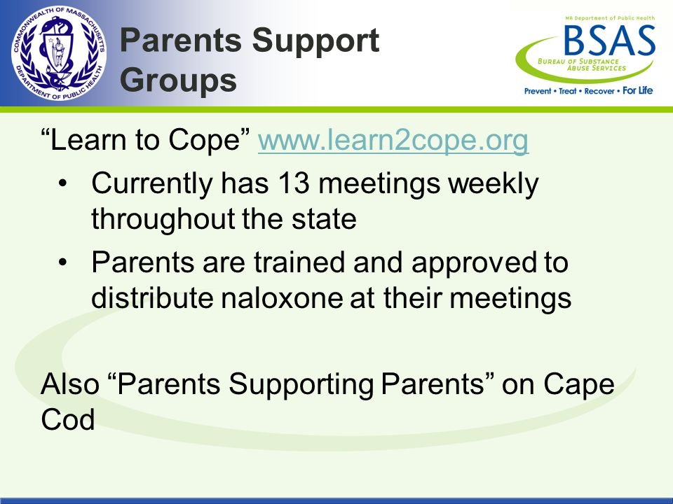 Parents Support Groups