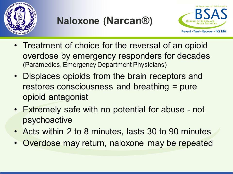 Naloxone (Narcan®)