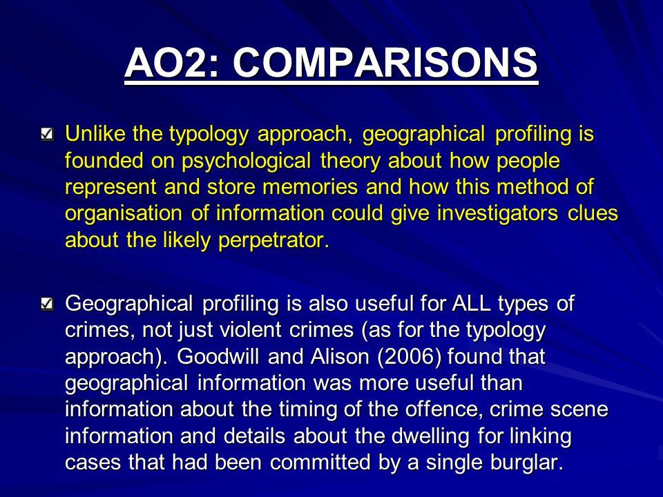 AO2: COMPARISONS