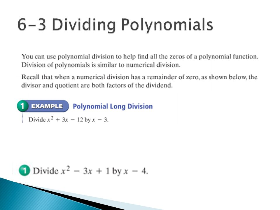 chapter 6 polynomial functions ppt video online download. Black Bedroom Furniture Sets. Home Design Ideas