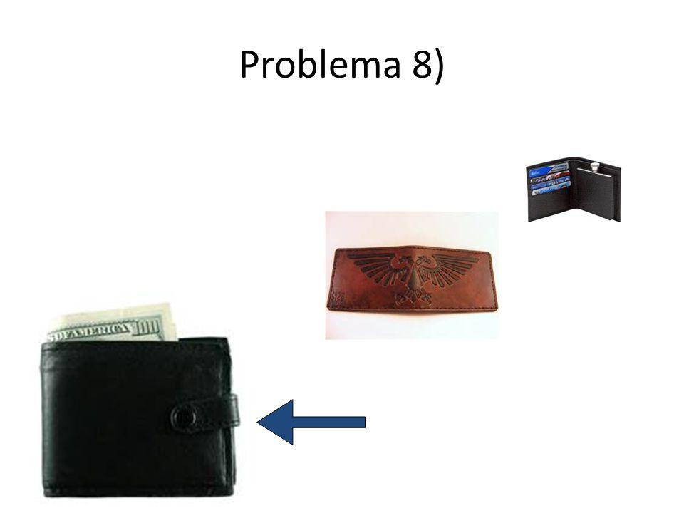 Problema 8)
