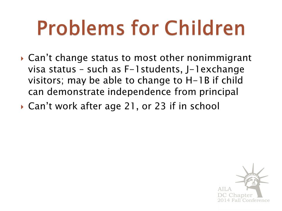 Problems for Children
