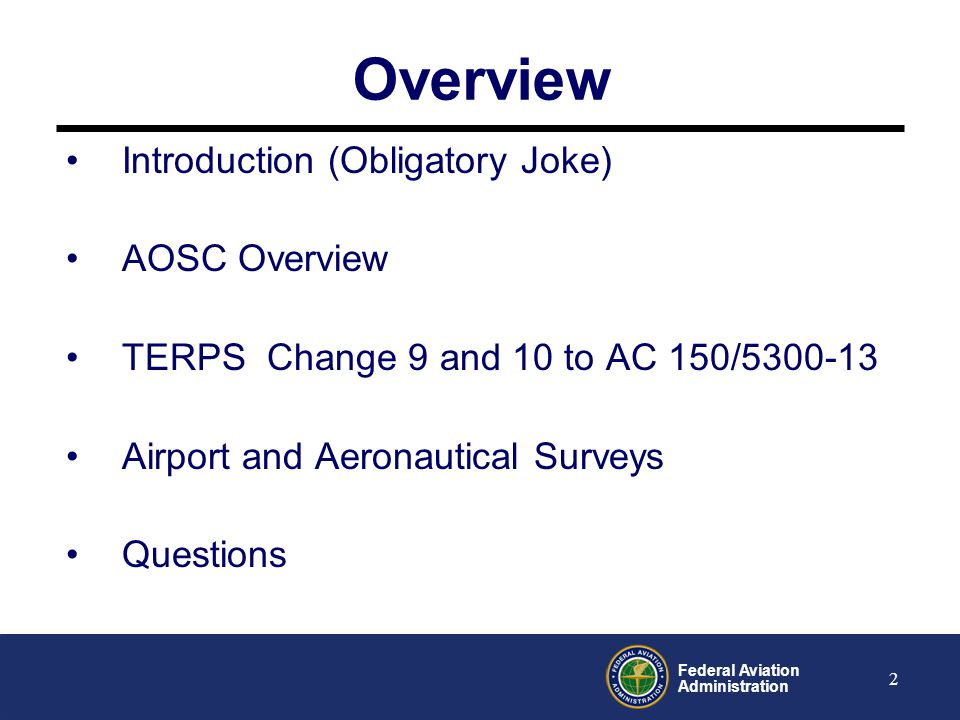 Overview Introduction (Obligatory Joke) AOSC Overview