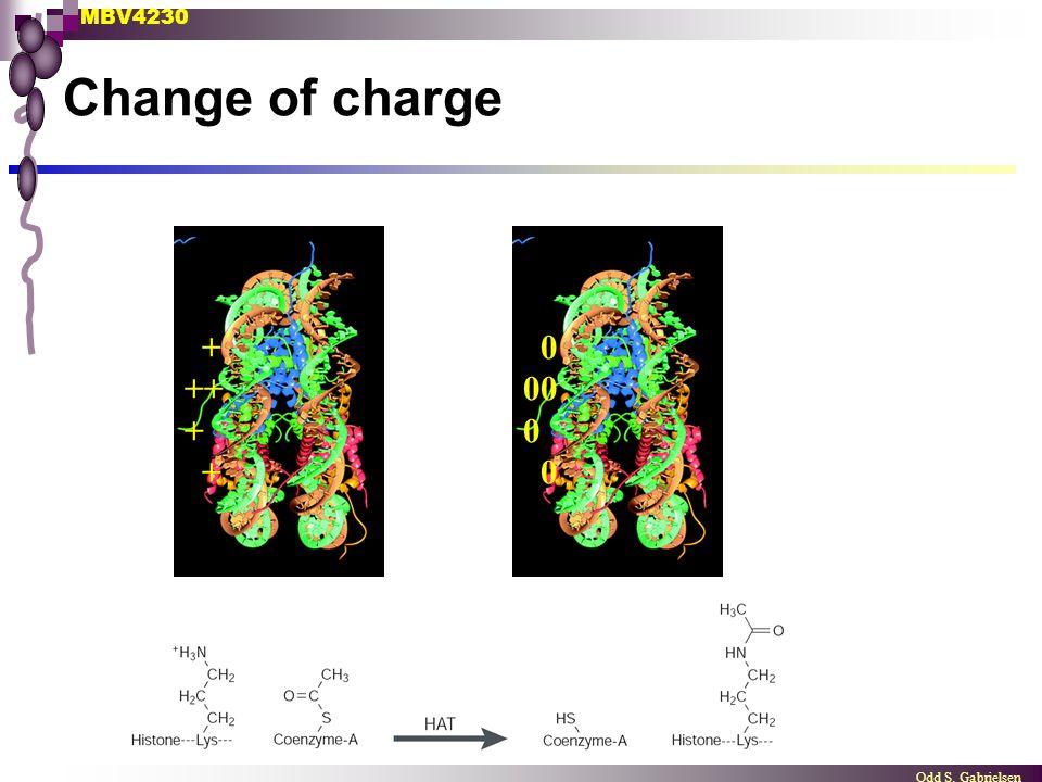 Change of charge + ++ 00