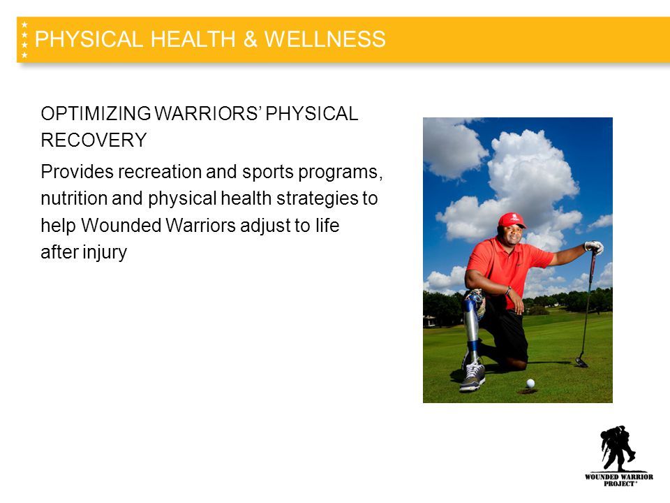 PHYSICAL HEALTH & WELLNESS