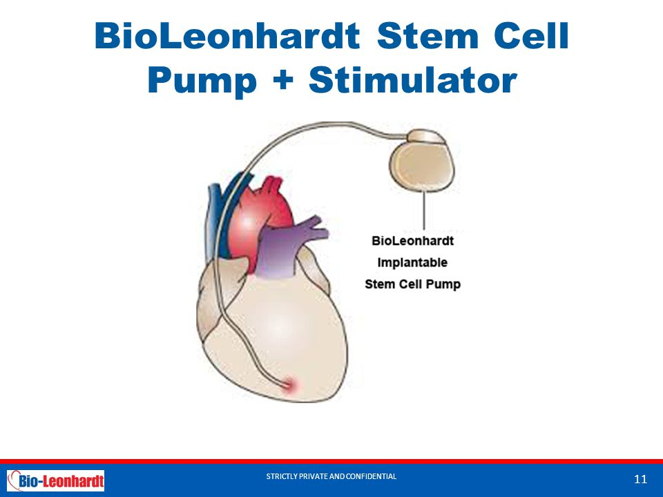 BioLeonhardt Stem Cell Pump + Stimulator