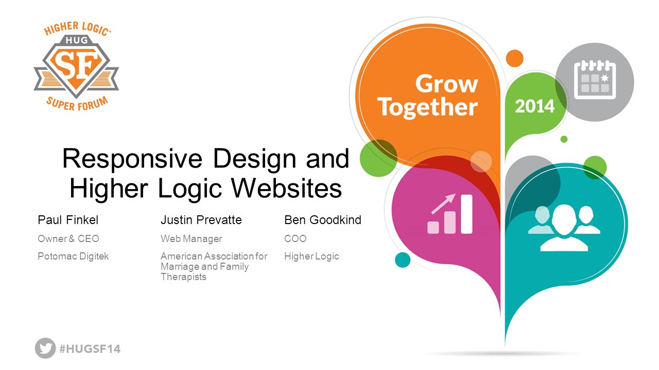 Responsive Design and Higher Logic Websites