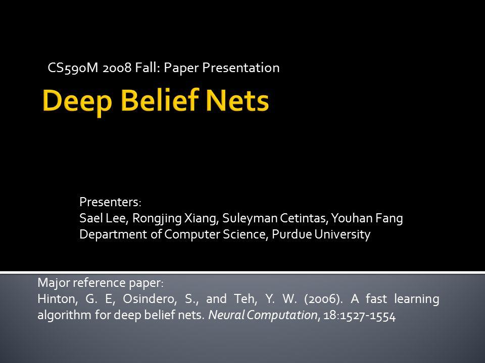 CS590M 2008 Fall: Paper Presentation