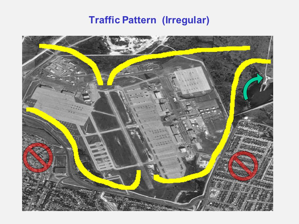 Traffic Pattern (Irregular)