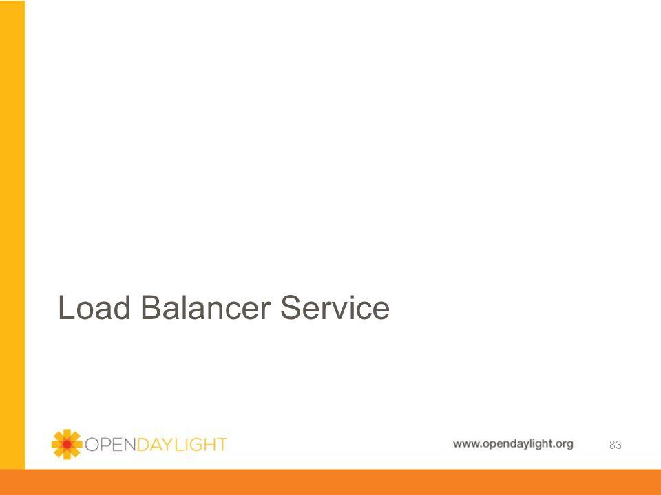Load Balancer Service
