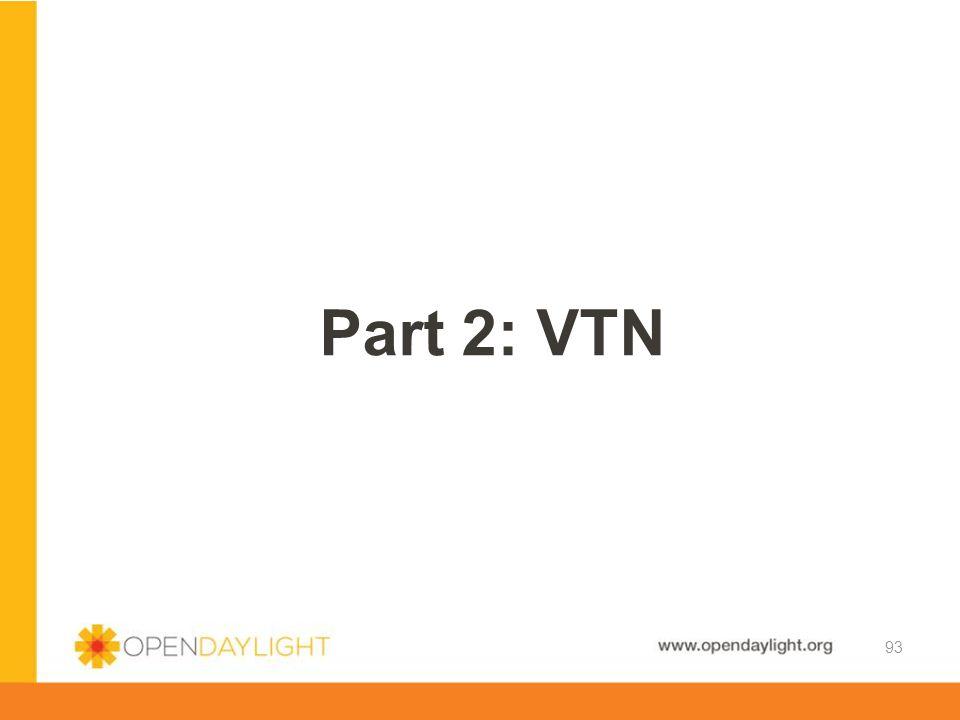 Part 2: VTN