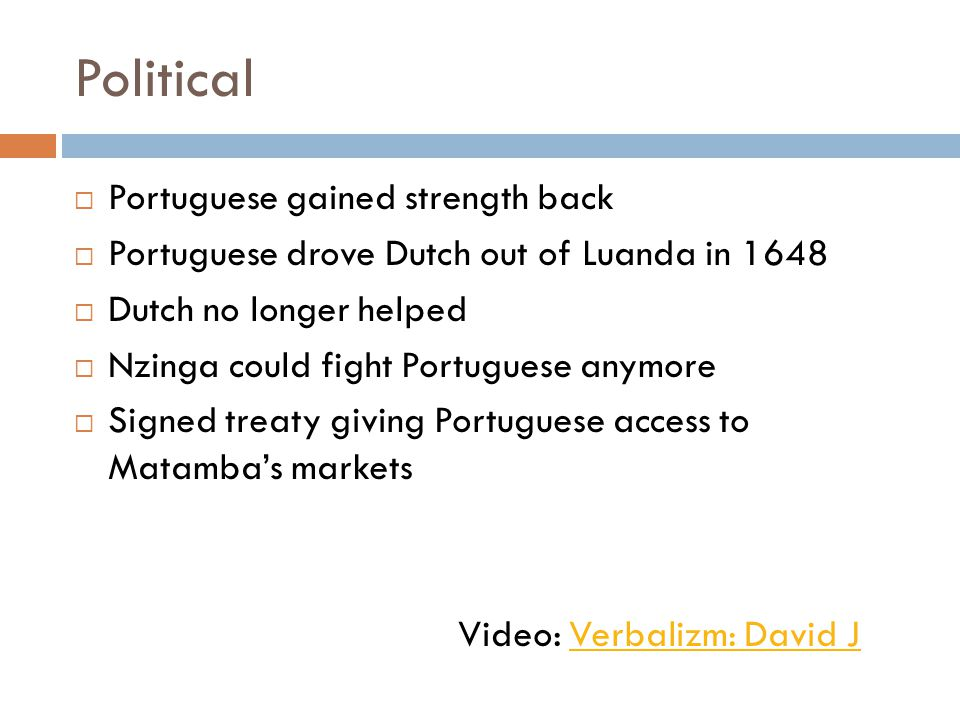 Political Portuguese gained strength back