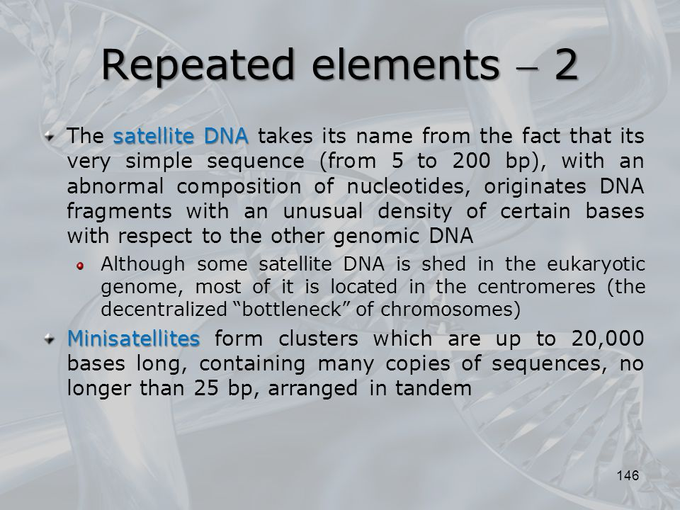 Repeated elements  2