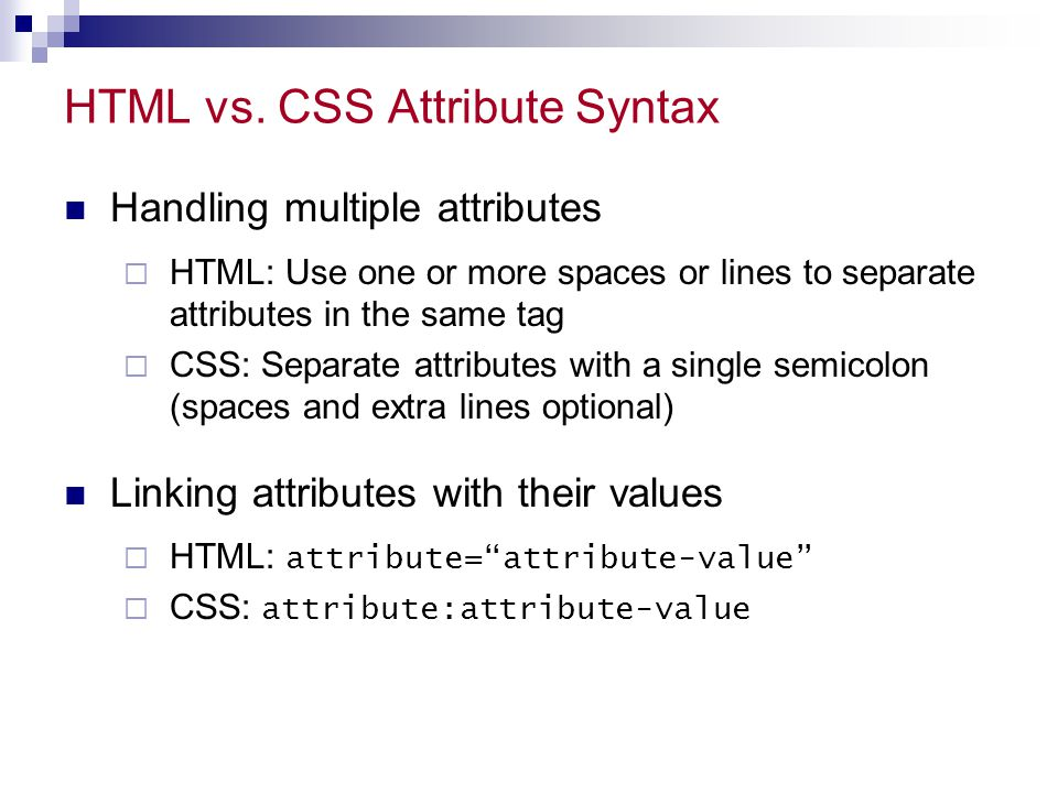 how to change attribute value in css