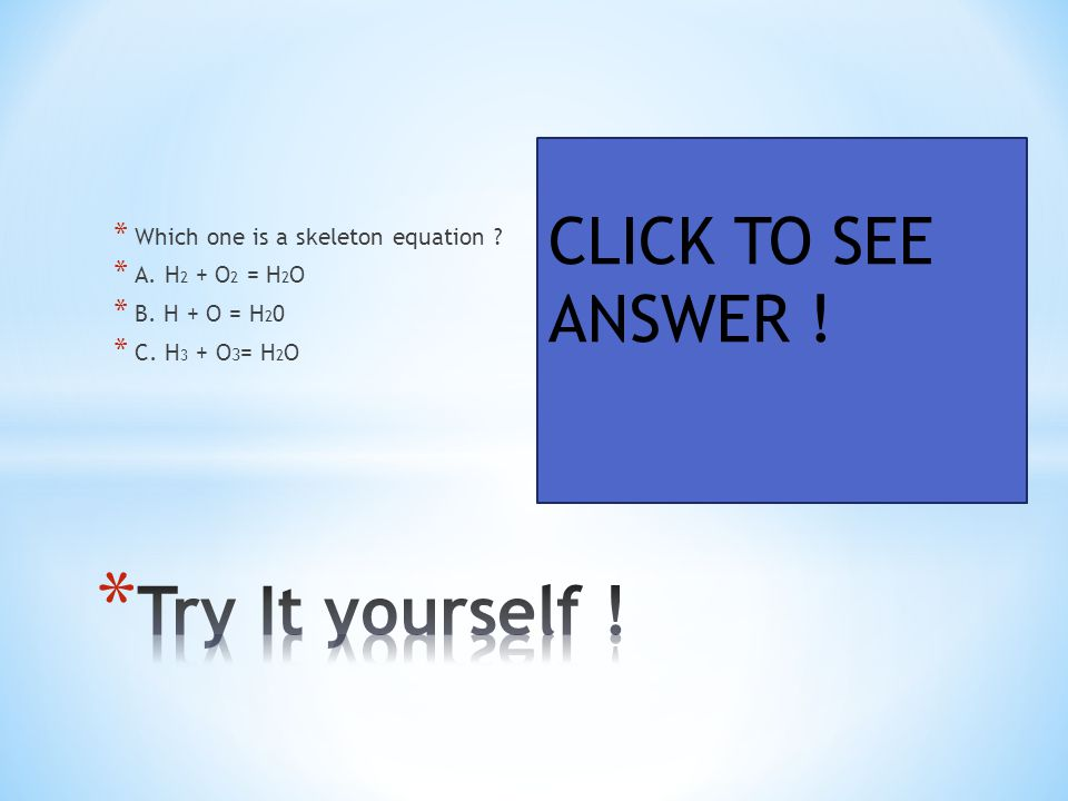 Answer is A Try It yourself ! CLICK TO SEE ANSWER !