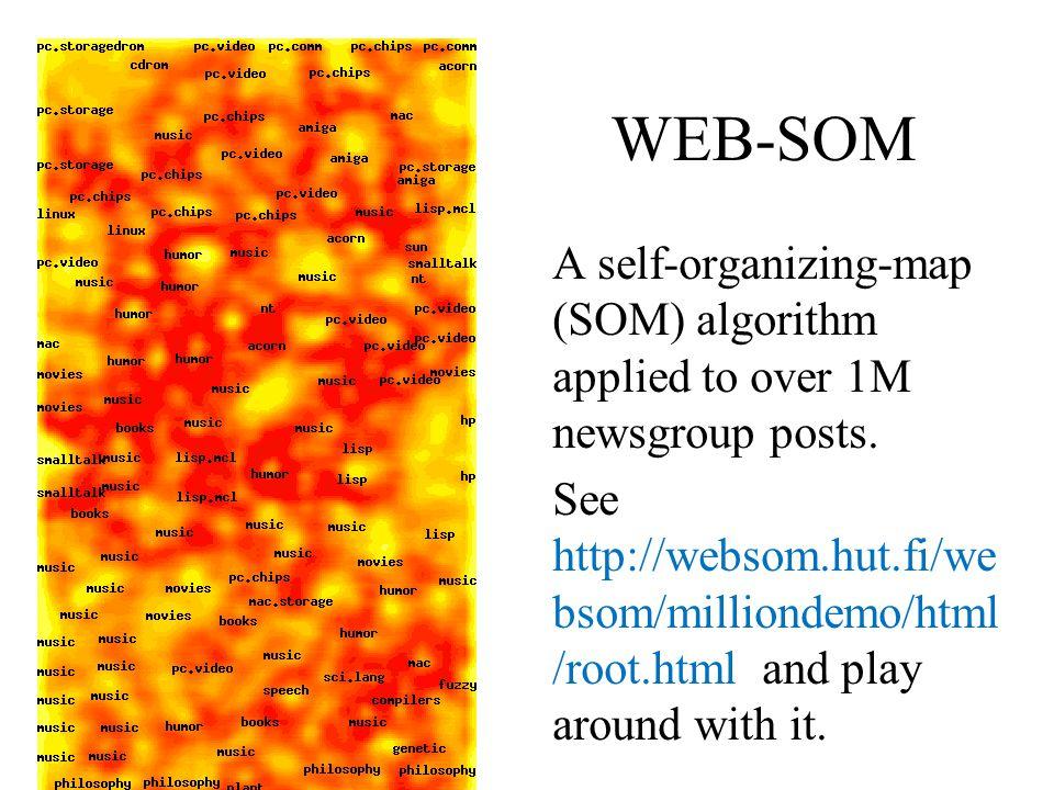 WEB-SOM