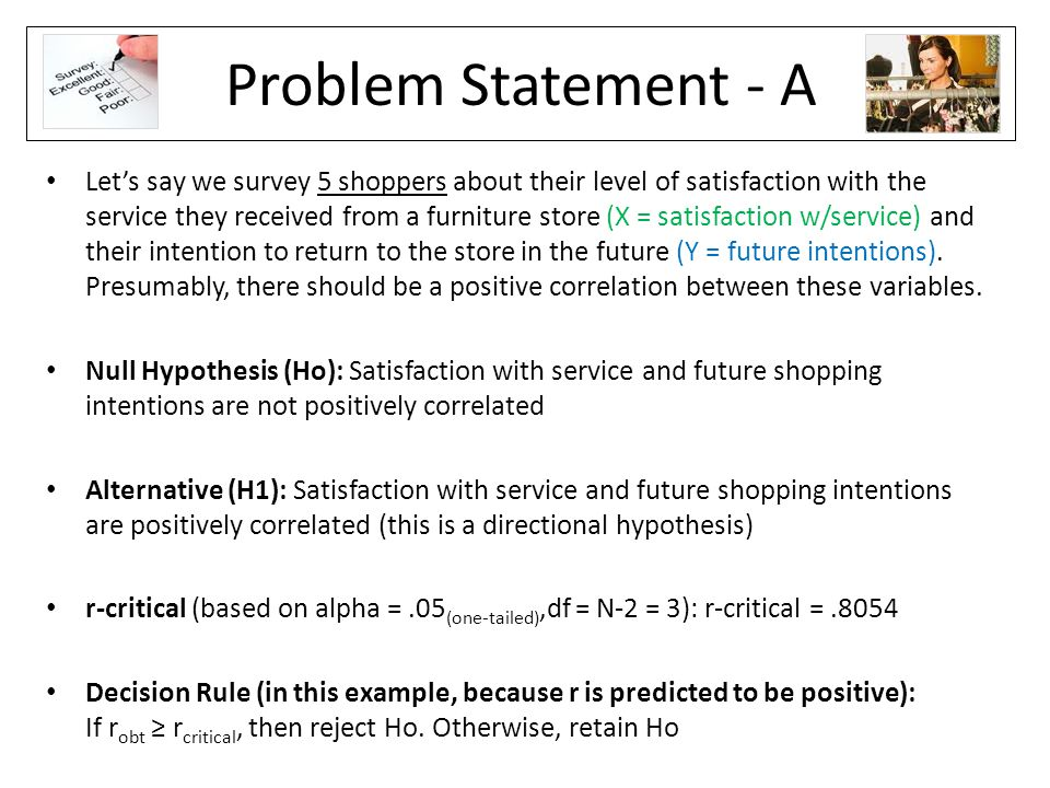 Problem Statement - A