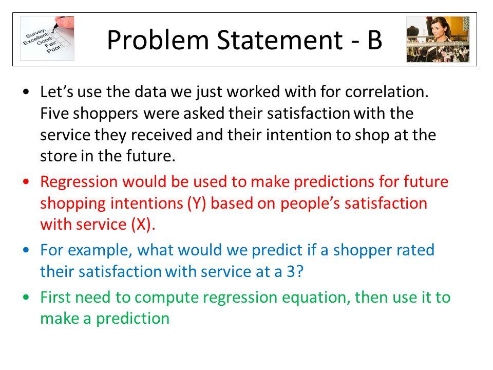 Problem Statement - B