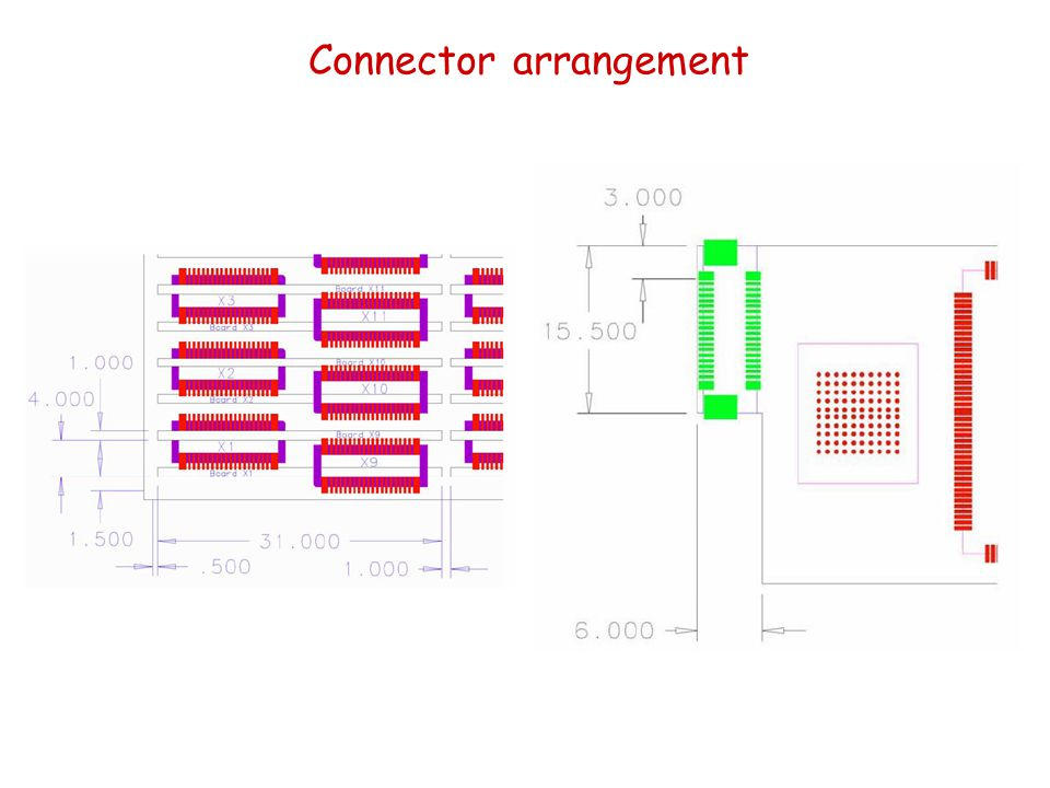 Connector arrangement